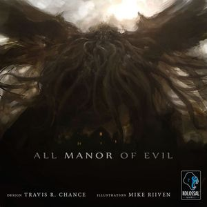 [All Manor Of Evil: Base Game (Product Image)]