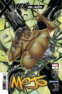 [X-Men: Black Mojo #1 (Product Image)]