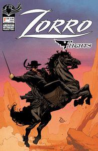 [Zorro: Flights #1 (Cover A Martinez) (Product Image)]