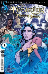[Dreaming: Waking Hours #1 (Yanick Paquette Card Stock Variant) (Product Image)]