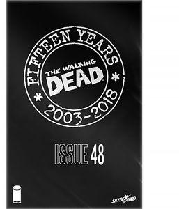 [Walking Dead #48 (15th Anniversary Blind Bag - Chris Burnham Variant) (Product Image)]