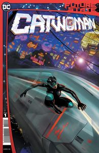 [Future State: Catwoman #1 (Signed Edition (Product Image)]