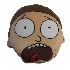 [Rick & Morty: Plush Cushion: Morty (Product Image)]