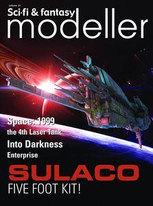 [Sci Fi & Fantasy Modeller: Volume 31 (Product Image)]