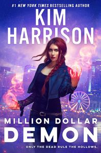 [Hollows: Book 15: Million Dollar Demon (Hardcover) (Product Image)]