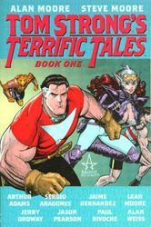 [Tom Strong: Terrific Tales Volume 1 (Product Image)]