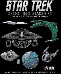 [Star Trek: Designing Starships: Volume 2: Voyager & Beyond (Hardcover) (Product Image)]