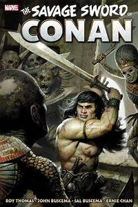 [Savage Sword Of Conan: The Original Marvel Years: Omnibus: Volume 3 (Hardcover) (Product Image)]