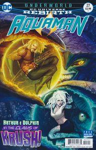 [Aquaman #27 (Product Image)]
