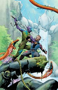 [Seven To Eternity #16 (Coverr C Opena Virgin Variant) (Product Image)]