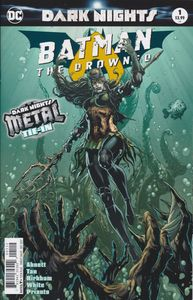 [Batman: The Drowned #1 (Metal) (2nd Printing) (Product Image)]