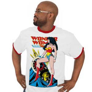[Wonder Woman: T-Shirt: Amazonian Princess By Brian Bolland (Product Image)]