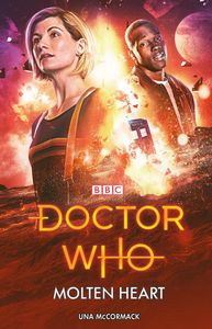 [Doctor Who: Molten Heart (Signed Hardcover Edition) (Product Image)]