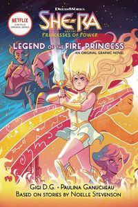 [She-Ra: Volume 1: The Legend Of The Fire Princess (Hardcover) (Product Image)]