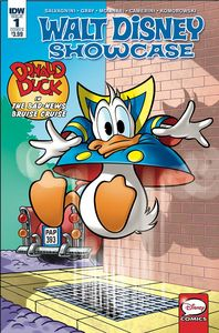 [Walt Disney Showcase #1 (Donald Duck Cover B) (Product Image)]