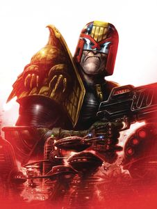 [Judge Dredd Megazine #430 (Product Image)]