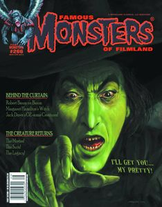 [Famous Monsters Of Filmland #266 (Wicked Witch Cover ) (Product Image)]