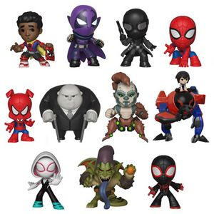 [Marvel: Spider-Man: Into The Spider-Verse: Pop! Vinyl Mystery Minis (Product Image)]