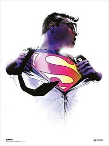 [DC: Colour Giclee Print: Action Comics 1000 By Jock (Limited Edition) (Product Image)]