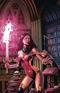[Grimm Fairy Tales #21 (Cover A Chen) (Product Image)]