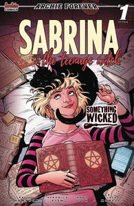 [Sabrina: Something Wicked #1 (Cover C Isaacs) (Product Image)]