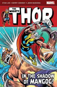 [The Mighty Thor: In The Shadow Of Mangog (Pocketbook) (Product Image)]