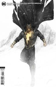 [Black Adam: Endless Winter Special #1 (Bosslogic Card Stock Variant) (Product Image)]