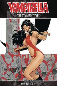 [Vampirella: Dynamite Years: Omnibus: Volume 3 (Product Image)]