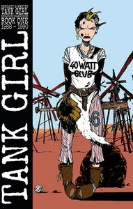 [Tank Girl Colour Classics: Book One: 1988-1990  (Hardcover) (Product Image)]