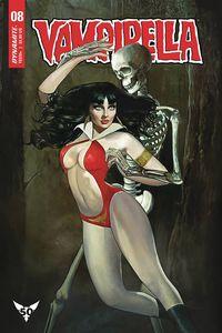 [Vampirella #8 (Cover F Dalton) (Product Image)]