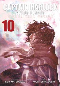 [Captain Harlock: Dimensional Voyage: Volume 10 (Product Image)]