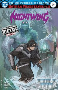 [Nightwing #29 (Metal) (Product Image)]