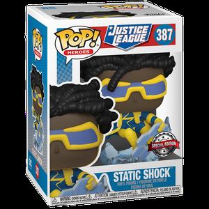[DC: Pop! Vinyl Figure: Static Shock (Product Image)]