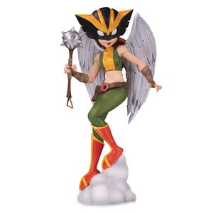[DC: Artists Alley Vinyl Figure: Hawkgirl By Zullo (Product Image)]