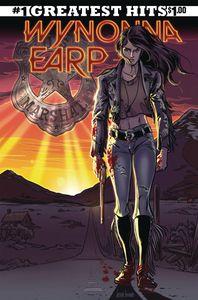 [Wynonna Earp: Greatest Hits #1 (Product Image)]