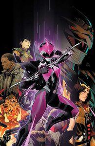 [Power Rangers: Ranger Slayer #1 (Mora Variant) (Product Image)]