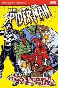 [The Amazing Spider-Man: The Punisher Strikes Twice (Product Image)]