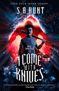 [Malus Domestica: Book 2: I Come With Knives (Hardcover) (Product Image)]