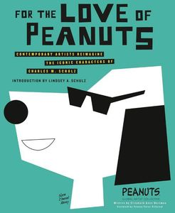 [For The Love Of Peanuts (Hardcover) (Product Image)]