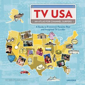 [TV USA: An Atlas for Channel Surfers (Product Image)]