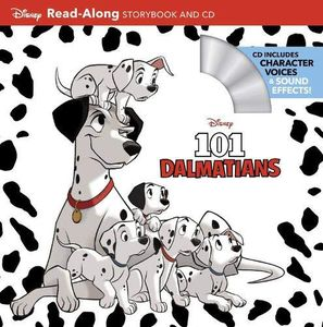 [101 Dalmatians: Read-Along Storybook & CD (Product Image)]