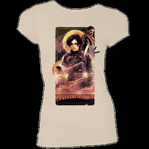 [Dune: Women's Fit T-Shirt: Paul Atreides (Product Image)]