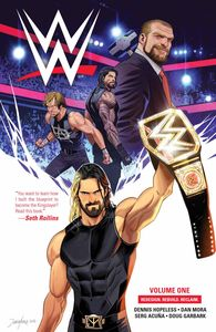 [WWE: Ongoing: Volume 1 (Product Image)]