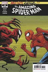 [Amazing Spider-Man #30 (2nd Printing Ottley Variant) (Product Image)]