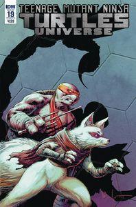 [Teenage Mutant Ninja Turtles Universe #19 (Cover B Wachter) (Product Image)]