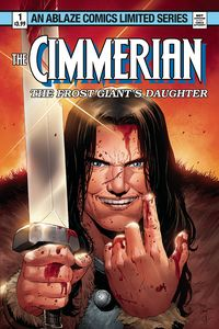 [Cimmerian: Frost Giants Daughter #2 (Cover D Casas) (Product Image)]
