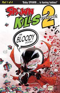 [Spawn Kills Everyone Too #1 (Cover B Bloody Mcfarlane) (Product Image)]