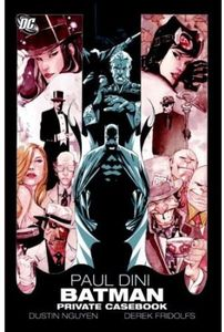 [Batman: Private Casebook (Hardcover) (Product Image)]