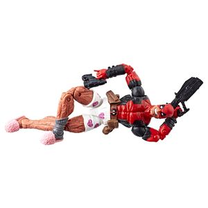 [Deadpool: Marvel Legends Action Figure: Casual Deadpool (Product Image)]