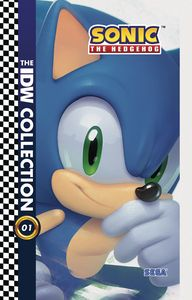 [Sonic The Hedgehog: The IDW Collection: Volume 1 (Hardcover) (Product Image)]